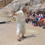 visita guiada posa un romà a la teva vida