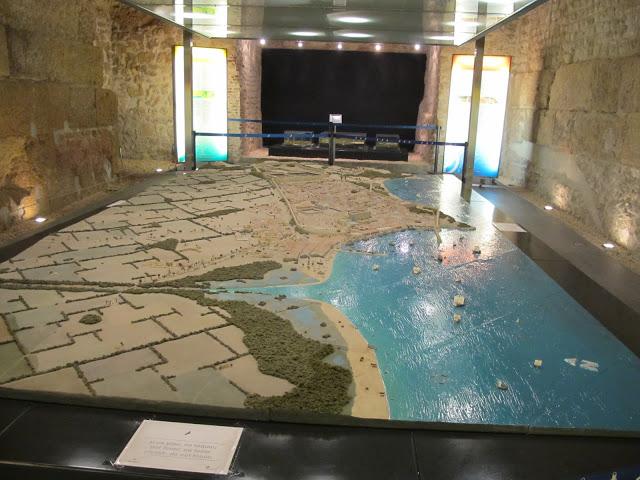 maqueta tarraco romana visita guiada