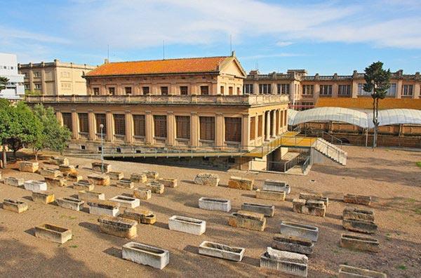 necropolis paleocristiana tarragona