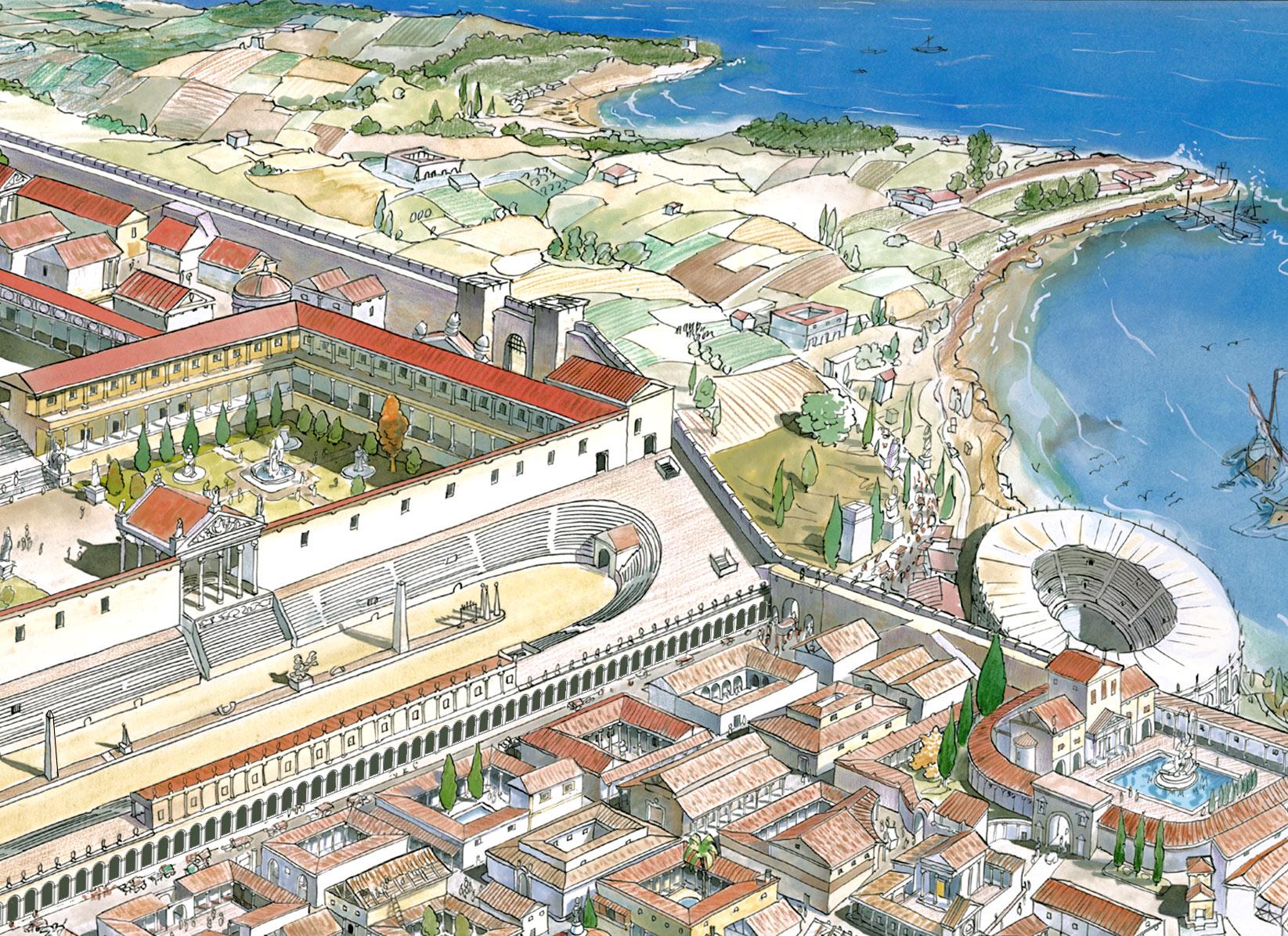 tall amfiteatre roma