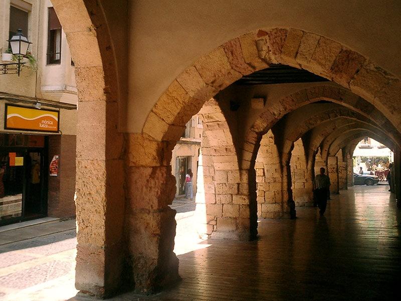 visita guiada escolar Tarragona medieval