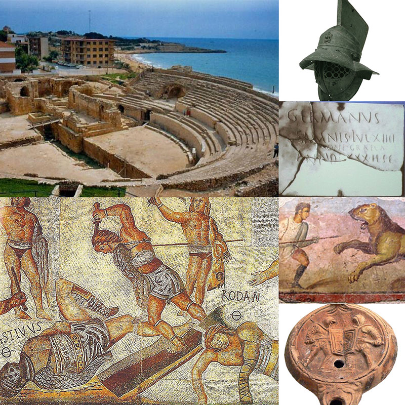 visita teatralizada tarragona romana