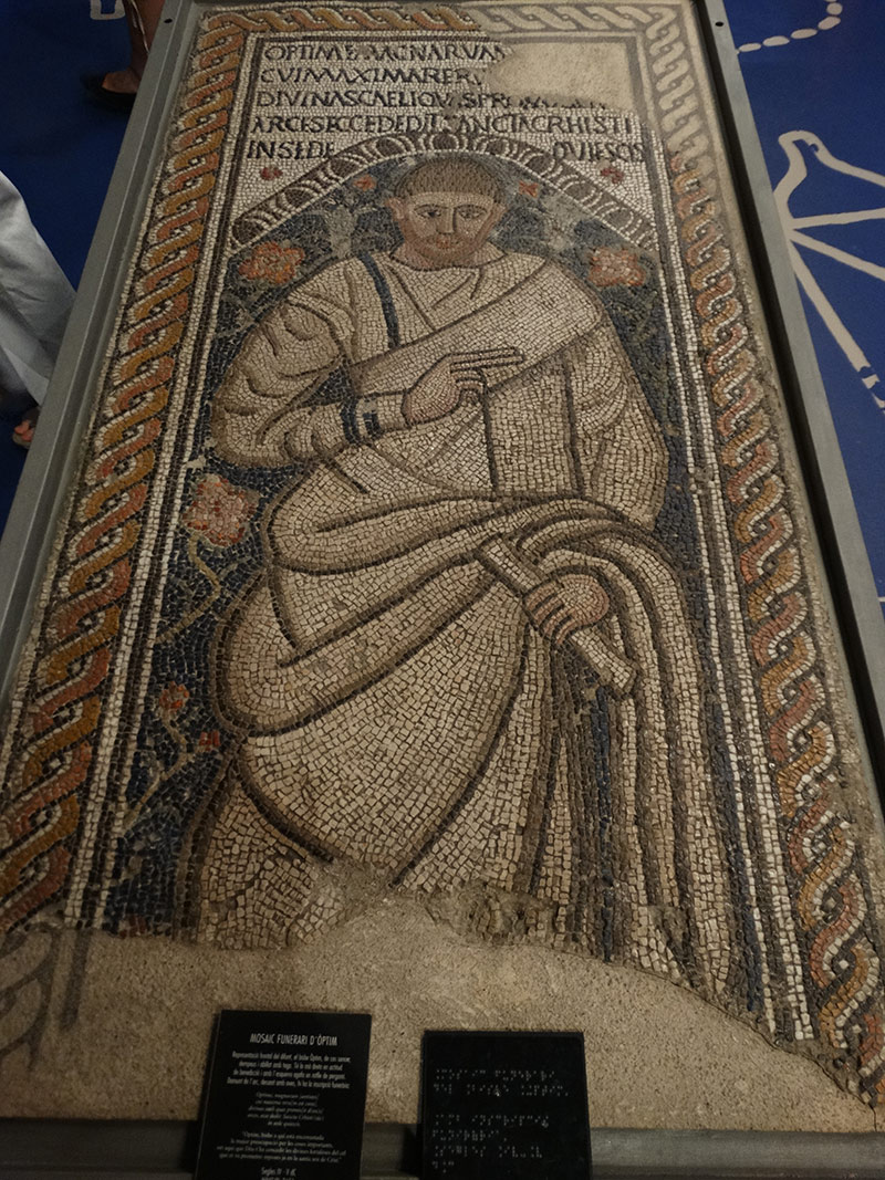 mosaic primers cristians tarragona