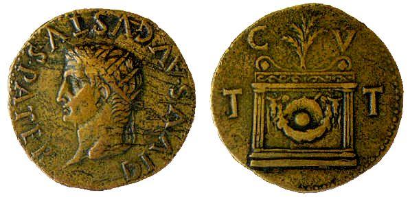 altar august moneda