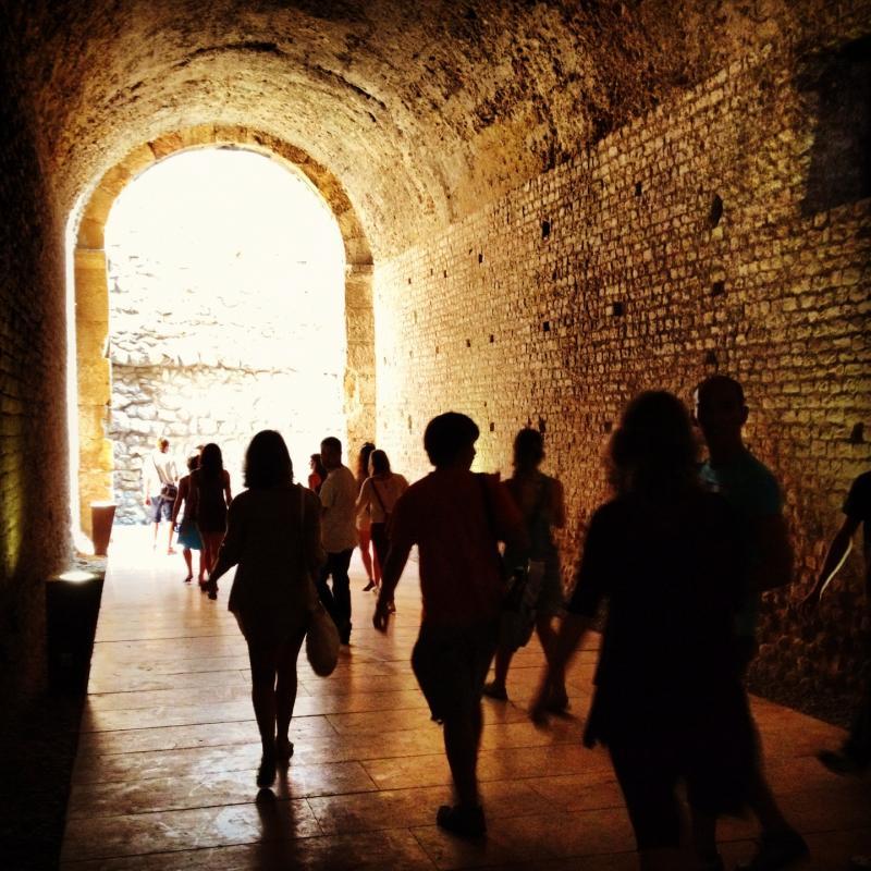 Circ romà Tarraco i escolars de Batxiller