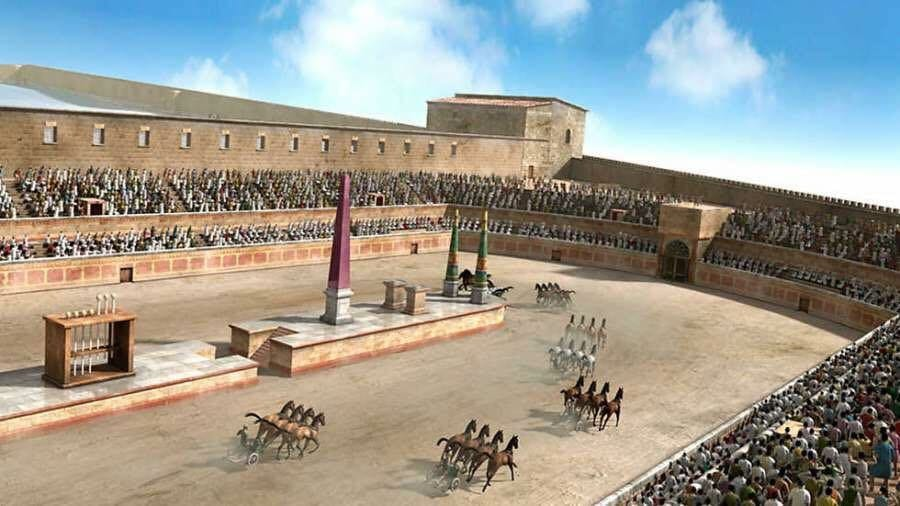 tarraco romana virtual primaria