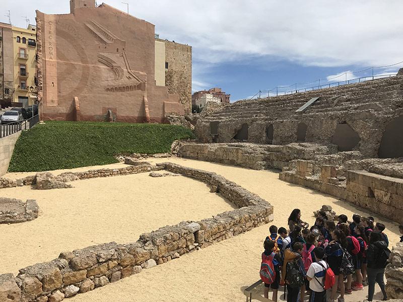 tarragona romana primària